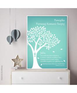 Drzewo miętowe - pamiątka...