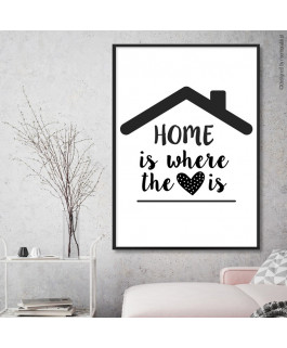 Home is where the love is