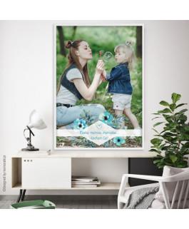 Plakat dla mamy - zdjęcie w...