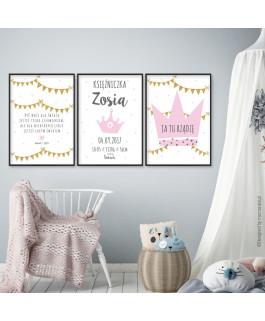 Różowa księżniczka -...