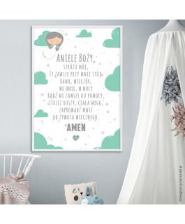 Aniele Boży aniołek z...