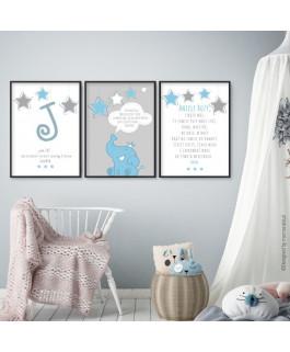 Gwiazdy niebieskie -...