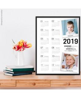 Kalendarz + zdjęcia 2019