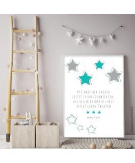 Gwiazdy - sentencja