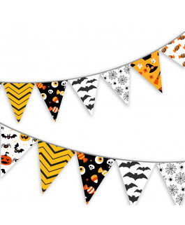 Girlanda Halloween - do...